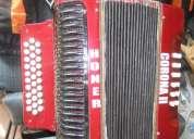 Acordeon hohner corona 2, para reparar o piezas