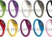 Reloj de silicon sport watch tipo pulsera