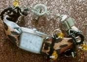Hermosos relojes pintarya q&q tipo minimalista