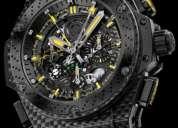 Reloj hublot f1 king power 50 aniversario ayrton senna ndd