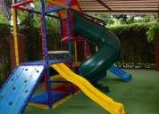 Juego infantil tubular $79 000.00 con regalo de promocion
