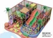 Fabricacion, diseÑo e importacion de juegos infantiles para restaurantes