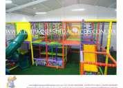 Venta de laberintos tubulares para salones de fiestas  infantiles
