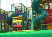 Juegos infantiles modulares, fabricamos a la medida de sus necesidades