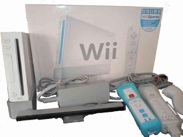 Oportunidad Remato Nintendo Wii completo Con Tres Juegos Originales Incluidos