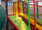 Venta de accesorios para mantenimiento de laberintos infantiles