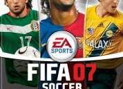 Juego fifa soccer 2007 ps2 nuevo
