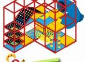 Laberintos modulares para salones de fiestas
