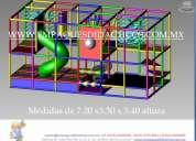 Laberintos y playground contamos con amplia gama de modelos solo calidad