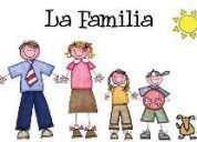 Imágenes de palitos y la familia
