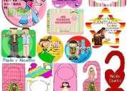 Kit imprimible empresarial invitaciones tarjetas y recuerdos
