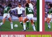 Selección mexicana fútbol nacional ratoncitos verdes fifa worl cup brasil 2014 mundial