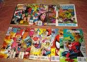 Vendo lote de comics, ediciones nacionales.