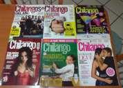 Vendo revistas chilango varios numeros