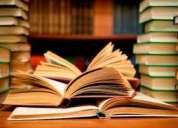 Compro libros usados, antiguos y bibliotecas