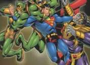 Venta de comics en ingles