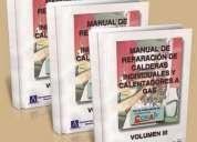 Reparacion de calderas individuales y calentadores a gas
