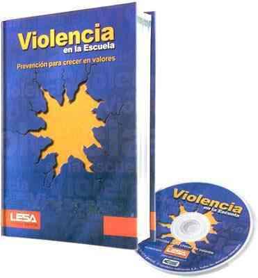 Violencia En La Escuela 1 Vol + 1 Cd