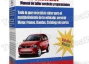 Manual de taller servicios y reparaciones  corsa sedán y hatchback  compendios en cd