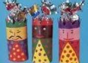 Dulceros para fiestas infantiles - curso + envio gratis