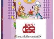 Cuentos para leer y cocinar 1 vol colecciÓn cuentos con pilÓn
