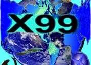 Vea x99 y la biblica economia de el futuro .y este preparado .vea las
