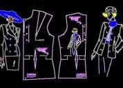 Creaciones de ropa con creamoda