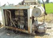 Motor cumins vican  4  400 hp con modulo tansmicio