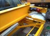 Www.maquinariarosco.com gruas viajeras usadas de 5 toneladas cable de acero monopuente