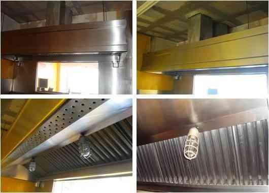 Remato Campana De Acero Inox Para Cocina Industrial Urge