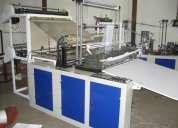 Maquinaria para fabricar bolsa