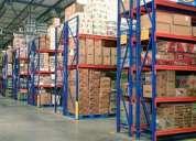 Venta de racks y estanteria en guadalajara, estanteria metalica