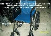 sillas de ruedas usadas en muy buenas condiciones