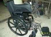 silla de ruedas marca roscoe seminueva (se le desmonta el respaldo)     $2000.00