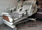 Cama de hospital striker mps, con bascula, exelentes condiciones