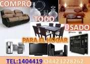 Compro cosas usadas en quertaro, tel 140-44-19 cel. 044-44-23-22-82-62 sr. garcia