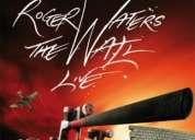 Vendo boleto platino roger waters 28 de abril