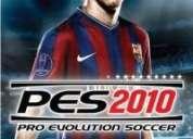 Pro evolution soccer (pes 2010) psp