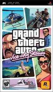 Grand Theft Auto Vice City PSP