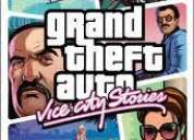 Grand theft auto vice city psp
