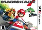 Mario kart 7 3ds - completamente nuevo (con empaque, sellado)