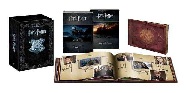 Vendo Box de Harry Potter
