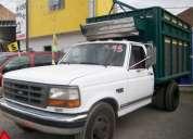 camioneta doble rodado  ford f350.