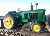 tractor john deere 4060, año 1985