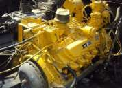 Motor detroit serie 60  precio  78,000 pesos negociables