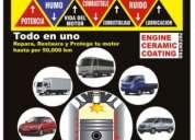 Nanoenergizer - repara, restaura y protege tu motor