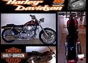 Harley davidson 2001 sporster 883