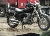 Vendo moto izuka 2007  250 cc
