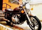 ¡¡¡excelente oportunidad...!!! motocicleta clasica!