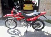 Honda bross  125 cc enduro  mod-2004
